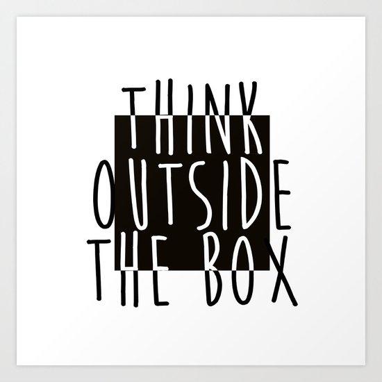Quote Art Print