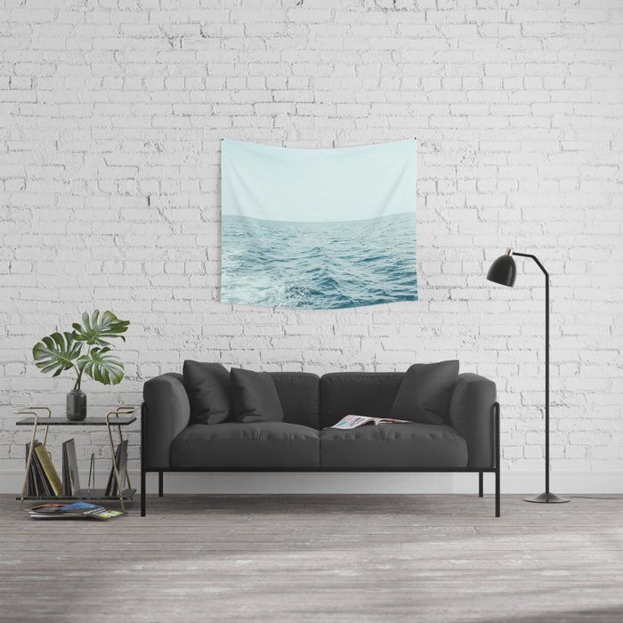 Depth Over Distance Wall Tapestry