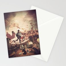 'Television' Stationery Cards