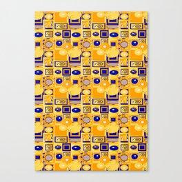 Klimt5 Canvas Print