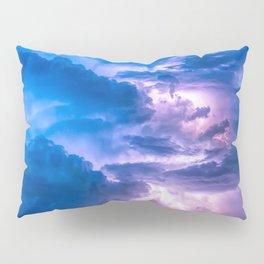 When Lightning Strikes Pillow Sham