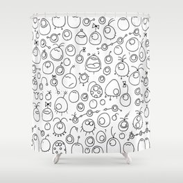 Munnen - Diversity Shower Curtain
