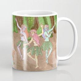Dryads - Let's Dance Coffee Mug