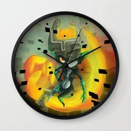 Midna Wall Clock