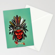 THE INDIAN SUMMER Stationery Cards