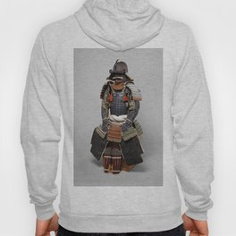Historical Samurai Armor Photograph (18th Century) Hoody