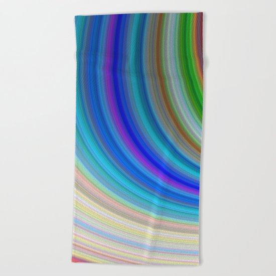 Magic sky Beach Towel