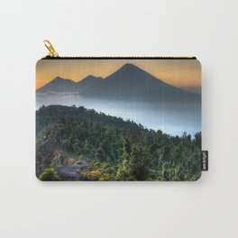 Volcanic Sunset Carry-All Pouch