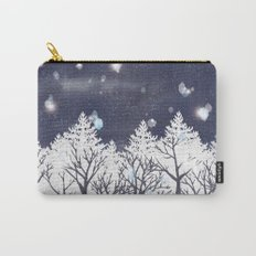 Snow grittering | Miharu Shirahata Carry-All Pouch