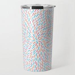 Circle Murmuration Travel Mug