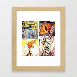 No 1078 Framed Art Print