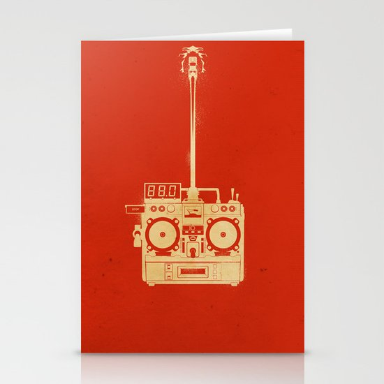 88mph Stationery Cards