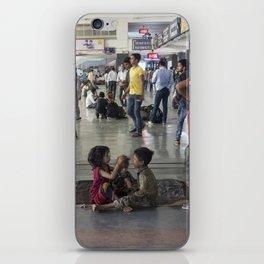 Delhi Central bambinos iPhone Skin