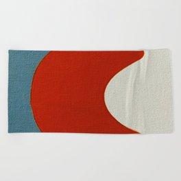 Kin (Sun) Beach Towel