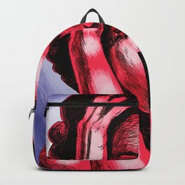Pop Art Hedy Backpack