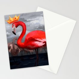 The Proud King Stationery Cards