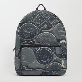 Coins Backpack