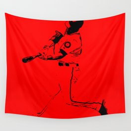 Power Hop Wall Tapestry