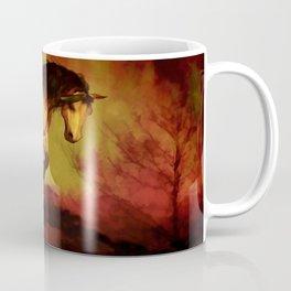 HORSE - Choctaw ridge Coffee Mug