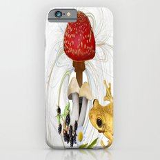 Mr Frog and the Toadstool. Slim Case iPhone 6s