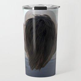 Nude Alien Contortion Travel Mug