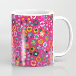 dp065-6 floral pattern Coffee Mug