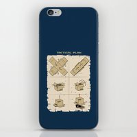 metal gear iPhone & iPod Skins featuring Metal Gear by le.duc