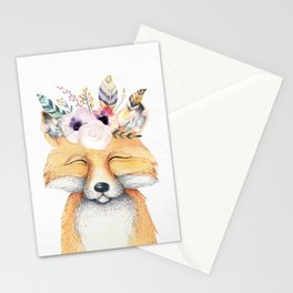 Forest Fox by Nature Magick Stationery Cards