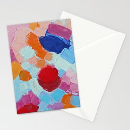Amoebic Party No. 4 Stationery Cards