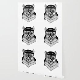 Black Bear Speed Rebel Wallpaper