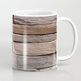 Artisan Masonry Stone House Front Detail 001 Coffee Mug