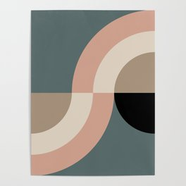 Contemporary Composition 33 Poster