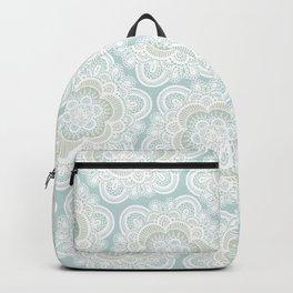 Floral Lace I Backpack