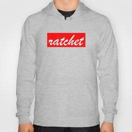 ratchet   Typography Hoody