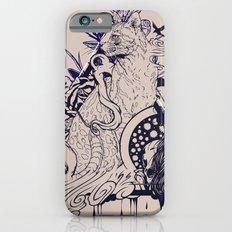 Playful Mind Slim Case iPhone 6s