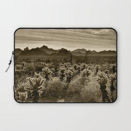 Teddy Bear Cactus Laptop Sleeve