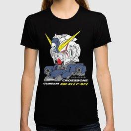 gundam crossbone T-shirt