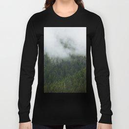 Tree Fog Long Sleeve T-shirt