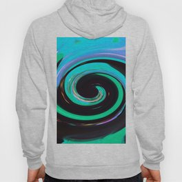 Swirling colors 02 Hoody