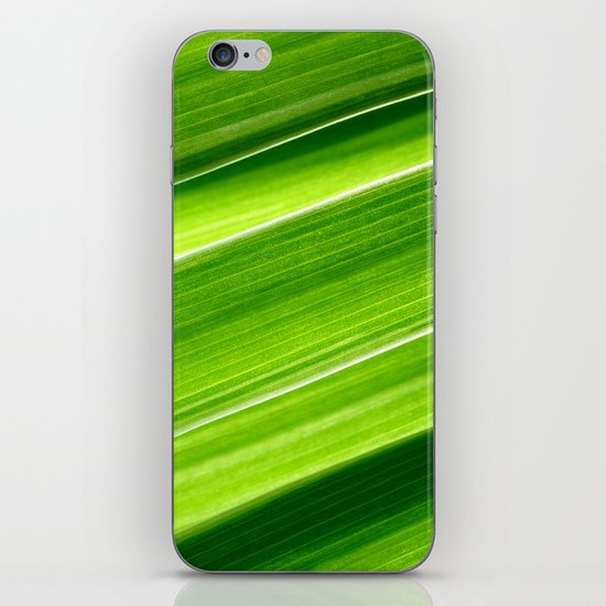 green grass IV iPhone & iPod Skin