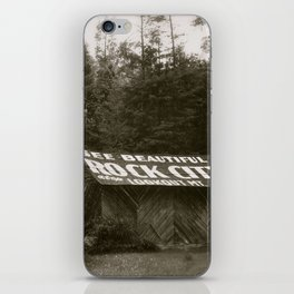 Lookout Mountain iPhone Skin