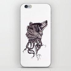 Animal Spirit iPhone & iPod Skin
