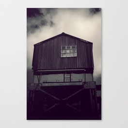 Crows Tower Canvas Print