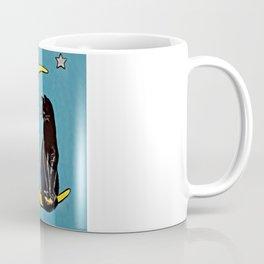 Black Cat & Moon Coffee Mug