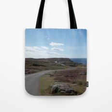 The Long Road Tote Bag