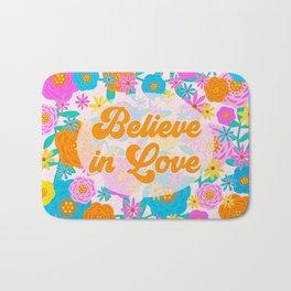 Believe in Love Bath Mat