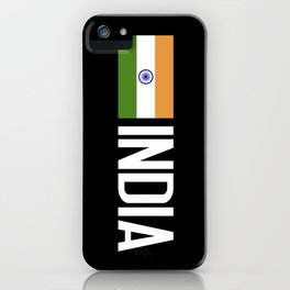 India: Indian Flag iPhone Case