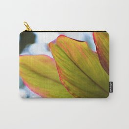 Perfect Plumeria Carry-All Pouch