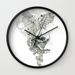 Storm MC Series Wall Clock