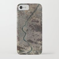 seoul iPhone & iPod Cases featuring Seoul Korea by LERN